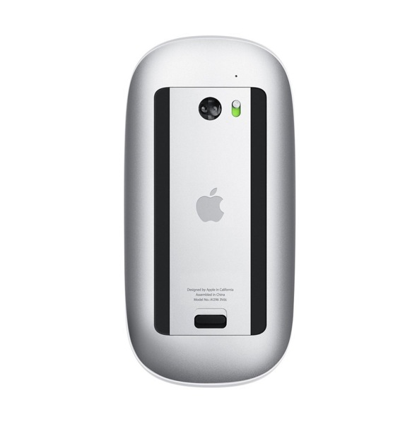 Das Bild zeigt die Apple Magic Mouse 2 - Bluetooth Maus