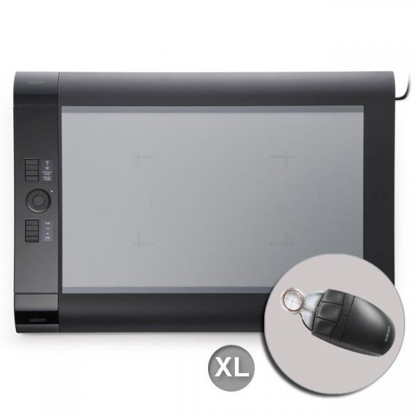 Das WACOM Intuos 4 XL A3 Wide Stifttablett in der CAD Version
